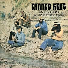 CANNED HEAT <br/> <small>KALEIDOSCOPE AKA LIVE TOPANGA</small>