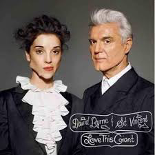 BYRNE,DAVID & ST VINCENT <br/> <small>LOVE THIS GIANT</small>
