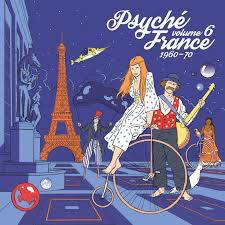 PSYCHE FRANCE VOL. 6 (1960-70) <br/> <small>PSYCHE FRANCE VOL. 6 (RSD2)</small>