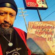 NORTH CAROLINA STREET HEAT <br/> <small>VOLUME 8</small>