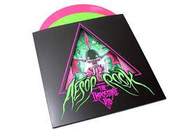 AESOP ROCK <br/> <small>IMPOSSIBLE KID (GREEN) (PINK) (DL</small>