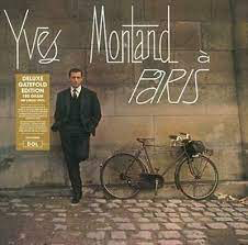 MONTAND,YVES <br/> <small>PARIS (UK)</small>