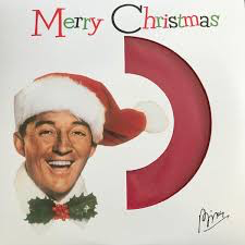 CROSBY,BING <br/> <small>MERRY CHRISTMAS (RED VINYL)</small>