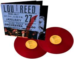 REED,LOU <br/> <small>LOU REED LIVE AT ALICE 73 (BF20)</small>