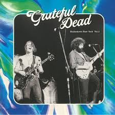 GRATEFUL DEAD <br/> <small>SHAKEDOWN NEW YORK V.2</small>