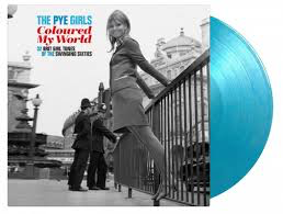 PYE GIRLS COLOURED MY WORLD <br/> <small>32 BRIT GIRL TUNES FROM THE 60S (COLV) (BF20)</small>