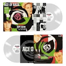ACE OF BASE <br/> <small>HAPPY NATION (CLEAR) (OFGV) (UK</small>
