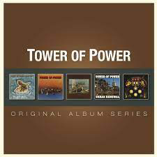 TOWER OF POWER <br/> <small>ORIGINAL ALBUM SERIES (5CD)</small>