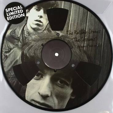 ROLLING STONES <br/> <small>SESSIONS V.4 (PIC DISC) 10 IN</small>