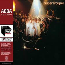 ABBA <br/> <small>SUPER TROUPER: 40TH ANNIVERSARY (HALF SPEED MASTERED)</small>