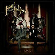 PANIC AT THE DISCO <br/> <small>VICES & VIRTUES</small>