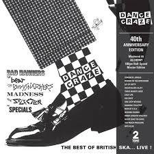 DANCE CRAZE / VARIOUS (REX) <br/> <small>DANCE CRAZE / VARIOUS (RSD2)</small>