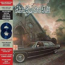 BLUE OYSTER CULT <br/> <small>ON YOUR FEET OR ON YOUR KNEES</small>
