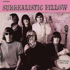 JEFFERSON AIRPLANE <br/> <small>SURREALISTIC PILLOW (OGV) (RMST)</small>