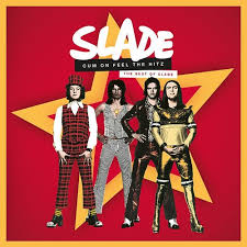 SLADE <br/> <small>CUM ON FEEL THE HITZ: THE BEST</small>
