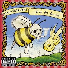 LESS THAN JAKE <br/> <small>B IS FOR B-SIDES (YELLOW/CLEAR)</small>