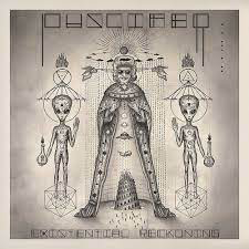 PUSCIFER <br/> <small>EXISTENTIAL RECKONING (LTD)</small>
