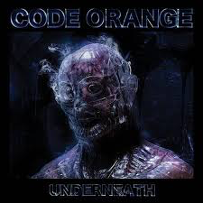 CODE ORANGE <br/> <small>UNDERNEATH (BLUE) (CVNL) (LENTICULAR COVER) </small>