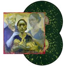 PALLBEARER <br/> <small>FORGOTTEN DAYS (GREEN/YELLOW)</small>