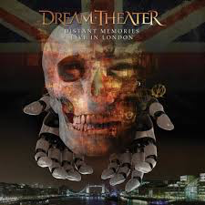 DREAM THEATER <br/> <small>DISTANT MEMORIES - LIVE IN LONDON</small>