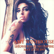 WINEHOUSE,AMY <br/> <small>SHEPHERDS BUSH EMPIRE 5-27-07</small>