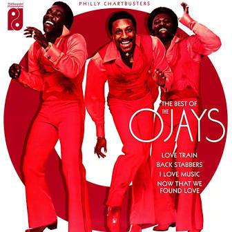 O'JAYS <br/> <small>PHILLY CHARTBUSTERS: VERY BEST</small>