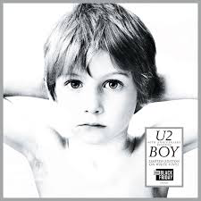 U2 <br/> <small>BOY 40TH ANNIV (WHITE) (BF20)</small>