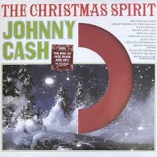 CASH,JOHNNY <br/> <small>CHRISTMAS SPIRIT (COLV) (UK)</small>