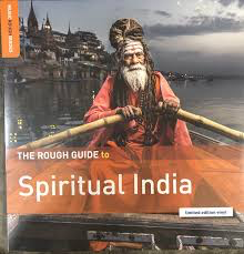 ROUGH GUIDE TO SPIRITUAL INDIA <br/> <small>ROUGH GUIDE TO SPIRITUAL INDIA</small>