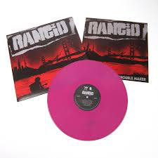 RANCID <br/> <small>TROUBLE MAKER (COLORED VINYL)</small>