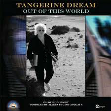 TANGERINE DREAM <br/> <small>OUT OF THIS WORLD (GATE) (LTD)</small>