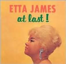 JAMES,ETTA <br/> <small>AT LAST</small>