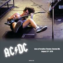 AC/DC <br/> <small>LIVE BOSTON AUGUST 21 1978</small>