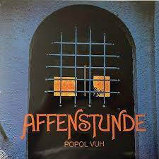 POPOL VUH <br/> <small>AFFENSTUNDE (ITA) (BLUE)</small>