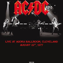 AC/DC <br/> <small>LIVE CLEVELAND AUGUST 22 1977</small>