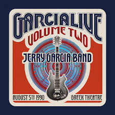GARCIA,JERRY <br/> <small>GARCIALIVE VOLUME TWO: AUGUST 5, 1990 GREEK THEATRE (BF20)</small>