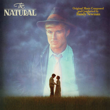 NEWMAN,RANDY <br/> <small>THE NATURAL SOUNDTRACK (BLUE) (COLV) (RSD3)</small>