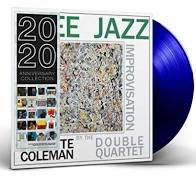 COLEMAN,ORNETTE <br/> <small>FREE JAZZ (BLUE) (LTD) (UK)</small>
