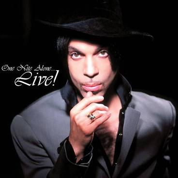 PRINCE & NEW POWER GENERATION <br/> <small>ONE NITE ALONE: LIVE 4LP (PURPLE)</small>