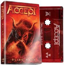 ACCEPT <br/> <small>BLIND RAGE (RED) (LTD) (RED)</small>