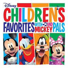 CHILDREN'S FAVORITES WITH MICK <br/> <small>CHILDREN'S FAVORITES (RED)</small>