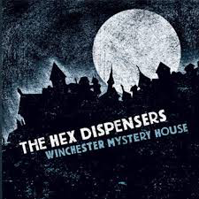 HEX DISPENERS <br/> <small>WINCHESTER MYSTERY HOUSE</small>