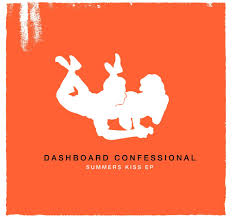 DASHBOARD CONFESSIONAL <br/> <small>SUMMERS KISS (10IN) (BLK) (OGV</small>