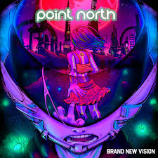 POINT NORTH <br/> <small>BRAND NEW VISION (PURPLE & PIN</small>