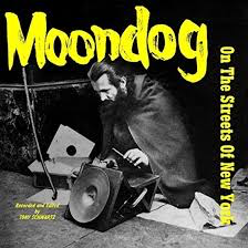 MOONDOG <br/> <small>ON THE STREETS OF NEW YORK</small>