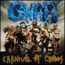 GWAR <br/> <small>CARNIVAL OF CHAOS (YELLOW/RED)</small>