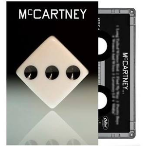 MCCARTNEY,PAUL <br/> <small>MCCARTNEY III (OCRD)</small>