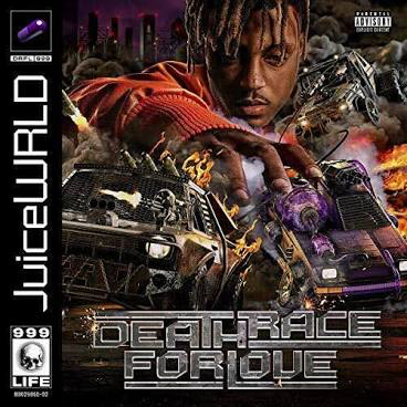 JUICE WRLD <br/> <small>DEATH RACE FOR LOVE</small>