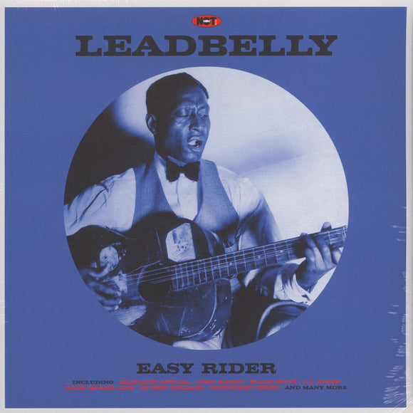 LEADBELLY <br/> <small>EASY RIDER (OGV) (UK)</small>