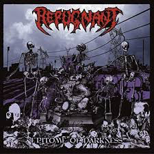 REPUGNANT <br/> <small>EPITOME OF DARKNESS (RED VINYL</small>